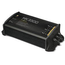 Minn-Kota MK-330D 3 Bank 10 Amp Digital On-Board Marine 12V Boat Battery Charger