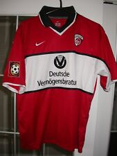 1.Fc Kaiserslautern Match Worn/Game Used Soccer Jersey - Bundesliga Germany