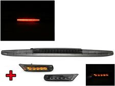 97-04 Porsche Boxster 986 Smoke 3rd LED Tail Brake Light + Smoke LED Side Marker