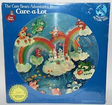 Care A Lot Care Bears LP Record Vinyl Picture glücksbärchis Disc Picture Deco