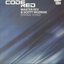 MASTER KEV / SCOTT WOZNIAK - String Thing - Code Red