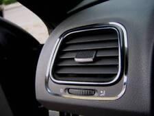 D VW Scirocco 3 Chrom Rahmen für Lüftungsschacht außen - Edelstahl poliert
