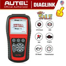 Oil Reset EPB All Systems OBD2 EOBD Code Reader Diagnostic Scanner Tool ABS SRS