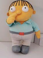 "THE SIMPSONS Ralph Ralphie Wiggum Toy Plush 12"" Stuffed Animal 2003 Doll"