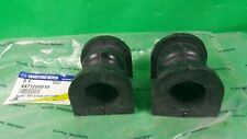 GENUINE SSANGYONG REXTON SUV Y220 SERIES 2.7 L TD FRONT SWAY BAR LINK BUSH SET