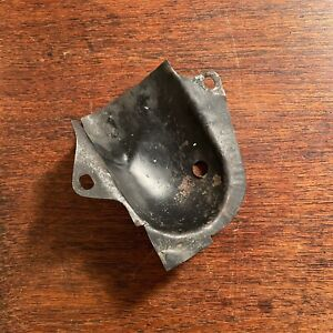 Porsche 356 A B C Below Fuel Pump Engine Tin w/ Hole