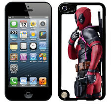 Deadpool Film Funda se adapta a Ipod Touch 5 & 6 6 5ª Gen de cubierta protectora (6) Apple