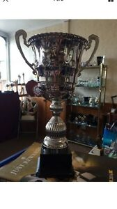 Silver Trophy, Presentation Trophy-Free Engraving 39cm