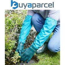 Briers Long Full Length Drain Pond Tank Garden Gloves Waterproof Cleaning