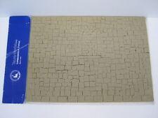 Tauro Model 711 Muro abitazione in resina 1:35 1:43 Resin House Wall 285x205 mm