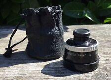 Japan Fujinon Tele Converter 1:1.8 2x Fujica Single 8 PI Camera Lens