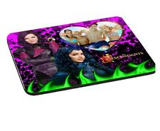 Personalised Photo Added Disney Descendants 5mm Thick Rectangle Mouse Mat/Pad