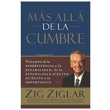 Más Allá de la Cumbre by Zig Ziglar (1995, Paperback)