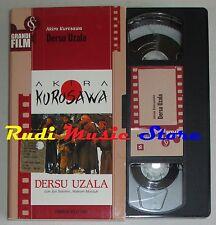 film VHS DERSU UZALA A. Kurosava   CARTONATA CORRIERE DELLA SERA (F11*)  no dvd