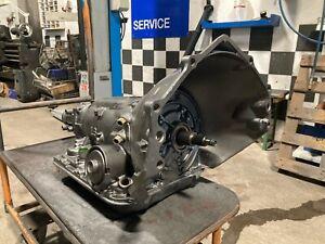 Chevrolet 2WD Automatikgetriebe 4L60e überholt, Umbau auf 4x4 möglich.