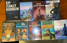 Lot of 8 - Science Fiction Books - Hc/Dj - Various Authors, See below for titles
