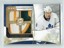 08-09 UD The Cup Foundations  Luke Schenn  /10  Quad Patches