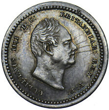 More details for 1831 maundy twopence - william iv british silver coin - very nice