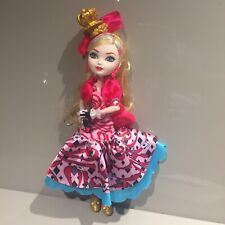 EVER AFTER HIGH DOLL WAY TOO WONDERLAND APPLE WHITE
