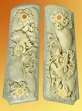 1911 Colt & Clones DRAGON custom gun grips