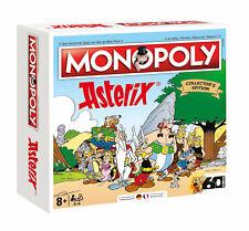 Monopoly Astérix et Obélix limitatifs Collector's Edition allemand et français