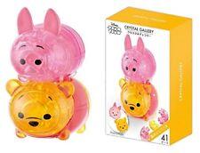 Hanayama 3D PUZZLE Crystal Gallery tsumsum Winnie the Pooh & amp; du Japon