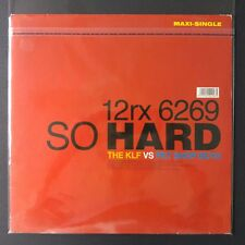 "Pet Shop Boys ‎– So Hard (The KLF Vs Pet Shop Boys) (Vinyl 12"", Maxi 45 Tours)"