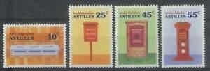 Ned. Antillen postfris 1986 MNH 846-849 - Postbussen
