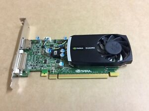 Nvidia Quadro 400 Graphics Card (full height Bracket)