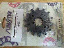 Sunstar - 51114 - Steel Front Sprocket, 14T