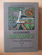 Schnurbusch,Otto.Der praktische Schnittblumenzüchter der Neuzeit Teil 1 und 2