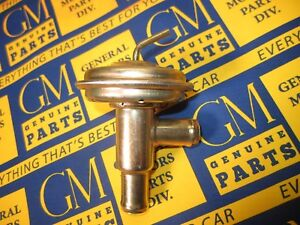 1965-1982 GM Heater Control Valve. Buick Cadillac Chevrolet Oldsmobile Pontiac