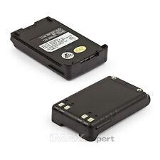 2 x 2000mAh BP-227 Battery for ICOM IC-M87 IC-M88 IC-V85 IC-E85 IC-F50 IC-F60