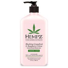 Hempz® Blushing Grapefruit & Raspberry Crème Herbal Body Moisturizer 500ml