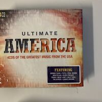 Various-Ultimate... America (US IMPORT) CD NEW