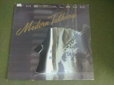 Modern Talking The 1st Album 10 track LP 1985 Germany issued