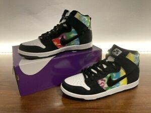 Nike SB Dunk High TV Signal, US12, New