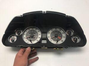02 03 04 05 Maserati 4200 M138 OEM SPEEDOMETER DASH GAUGE CLUSTER INSTRUMENTS
