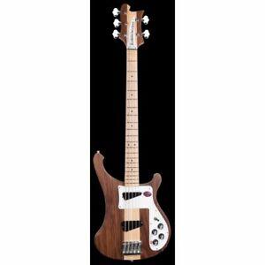 RICKENBACKER 4003S5 Satin Walnut 5-Saiter Electric Bass