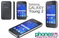 Teléfonos móviles libres Samsung color principal negro con memoria interna de 4 GB