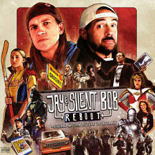 JAY & SILENT BOB - REBOOT OST LP - RSD BF - COLOR - DOWNLOAD - NEW - SEALED