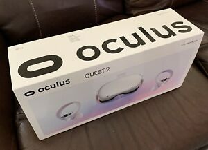Oculus Quest 2 64GB VR Headset And Controllers