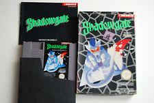 SHADOWGATE pour NES
