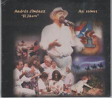 Andres Jimenez El Jibaro/ Asi Somos CD