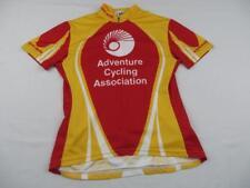 Voler Womens Adventure Cycling Association Bike Jersey XL Airies Micro Plus USA