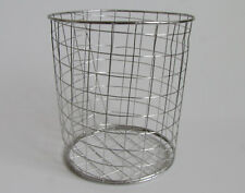 Gophers Limited Stainless Steel Gopher Basket 1 Gallon Size/Case Quantity 12