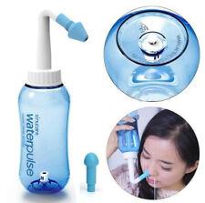 Nasal Pressure Sinus Clean Neti Pot Allergies Children Rinse Adults Nose Wash