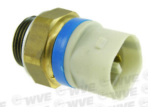 Engine Cooling Fan Switch WVE BY NTK 1S1383