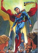 Superman The Legend Complete 62 Card Base Set