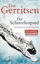 Tess Gerritsen - Der Schneeleopard: Rizzoli &  Isles (11) - UNGELESEN